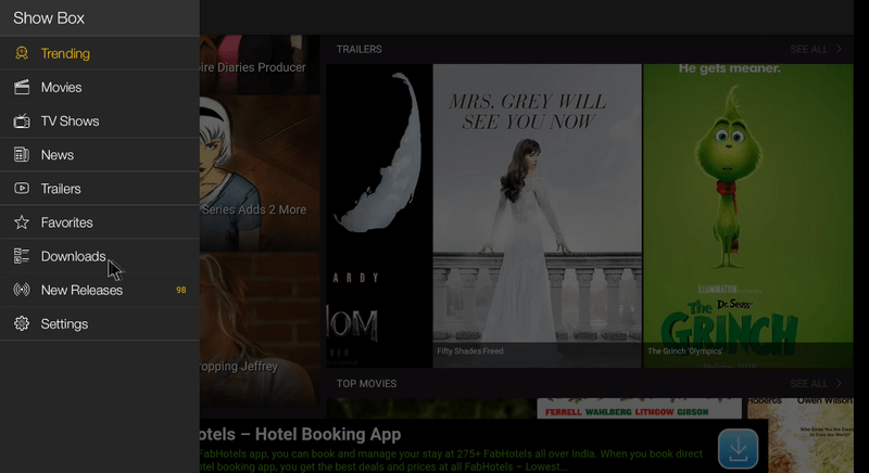 Showbox Free Movies App for Android 4
