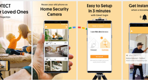 Alfred Home Security Premium Apk Cracked
