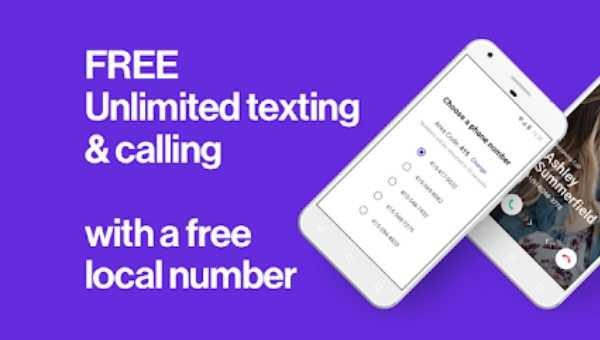 Best Free Text And Call App