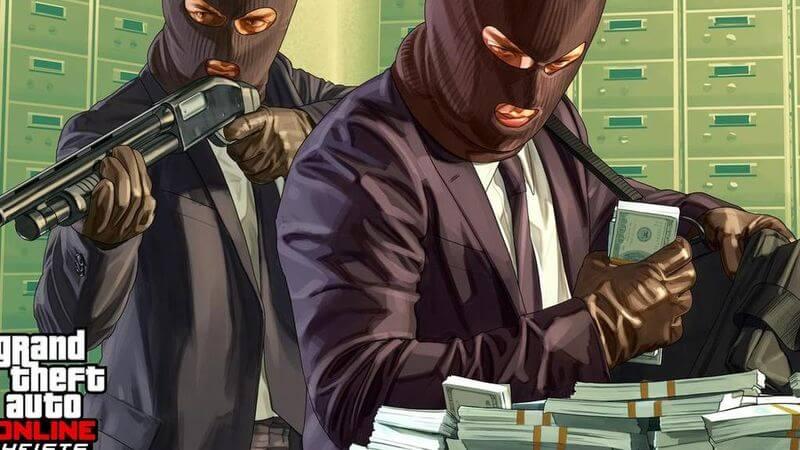 GTA 5 Online Money Cheat PS4