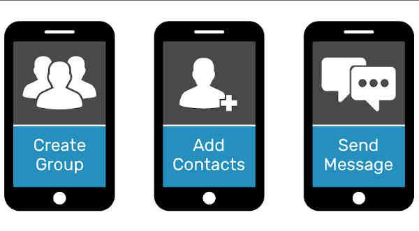 group text app