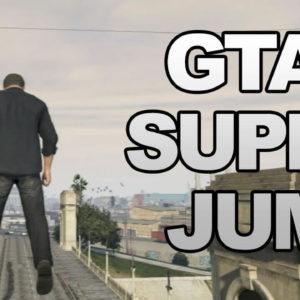 super jump GTA 5 ps4