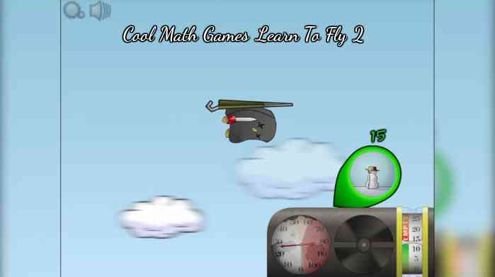 cool math games learn to fly 2